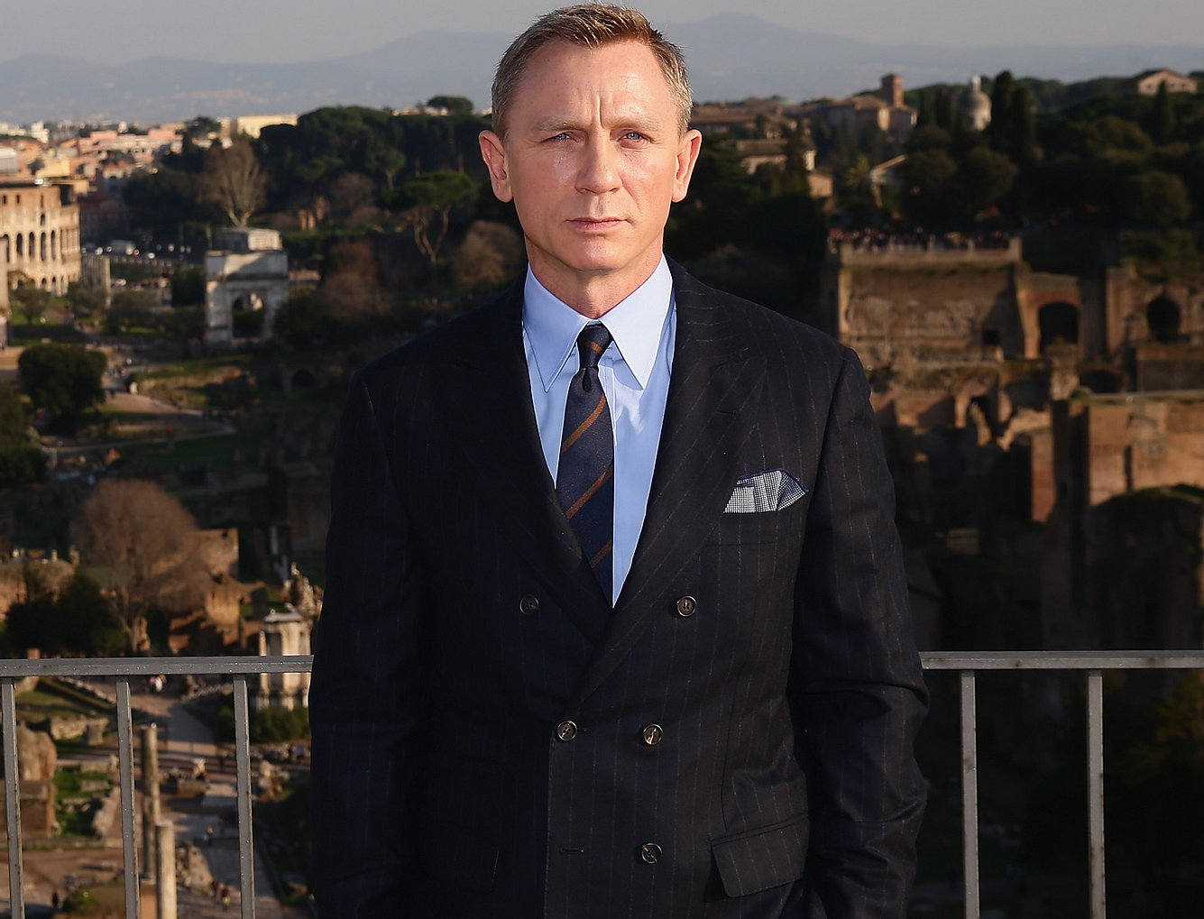 James Bond: Daniel Craig