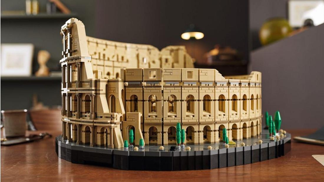 Das Kolosseum-Set von LEGO