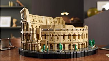 Das Kolosseum-Set von LEGO - Foto: LEGO