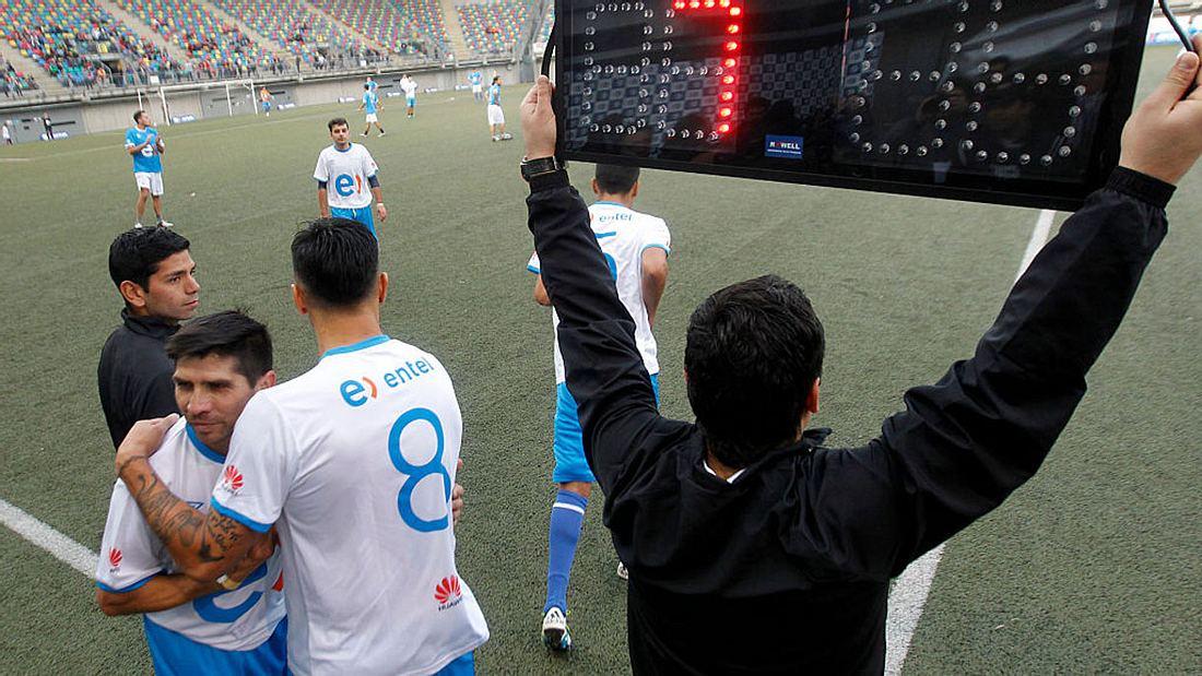 Das längste Fußballspiel der Welt.