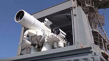 Video zeigt unglaubliche Zerstörungskraft der weltweit ersten Laser-Kanone