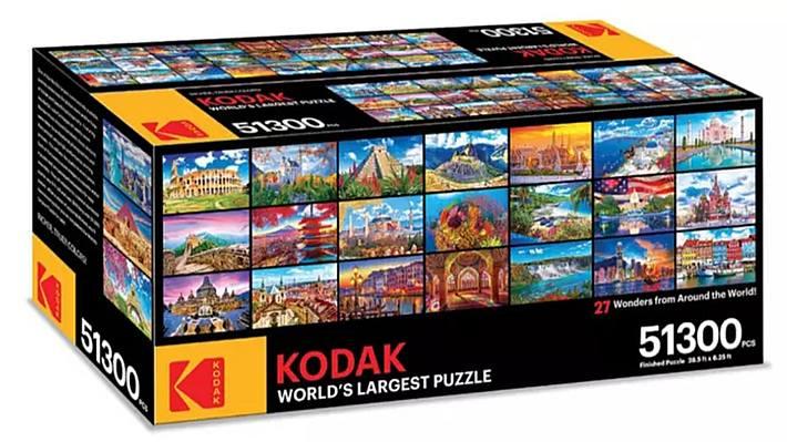 Das ist das größte Puzzle aller Zeiten