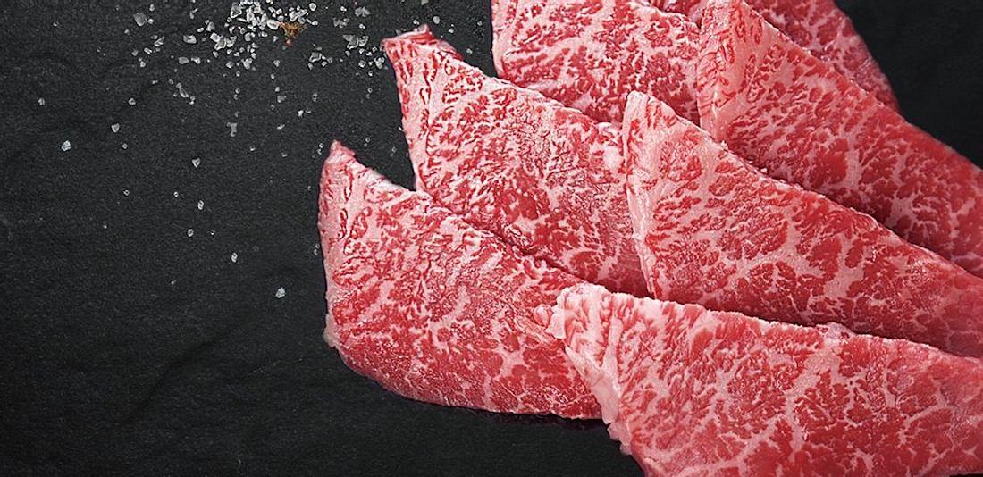 Das teuerste Steak der Welt ist auch das beste: Kobe-Wagyu-Rind aus Japan