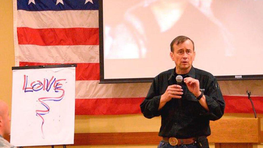 Dave Grossman, der Killologe - Foto: Facebook / Lt. Col. Dave Grossman
