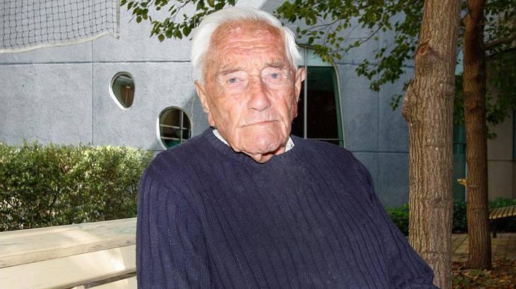 Respekt: Dieser Mann geht mit 103 Jahren noch immer zur Arbeit