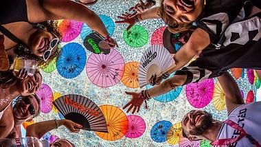 Das Defected-Croatia-Festival. - Foto: Defected Croatia/ Julien Duval