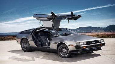DeLorean DMC-12: Neuauflage kommt 2017