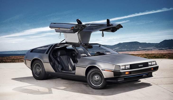 DeLorean DMC-12: Der Kultwagen aus Zurück in die Zukunft wird 2017 neu aufgelegt