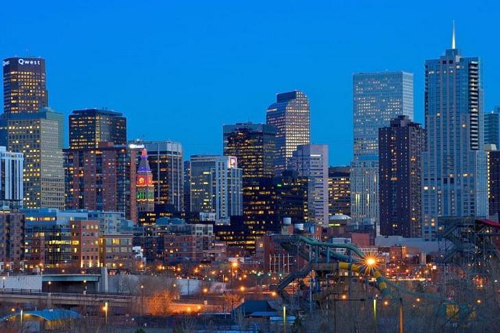Ein Foto von Denver