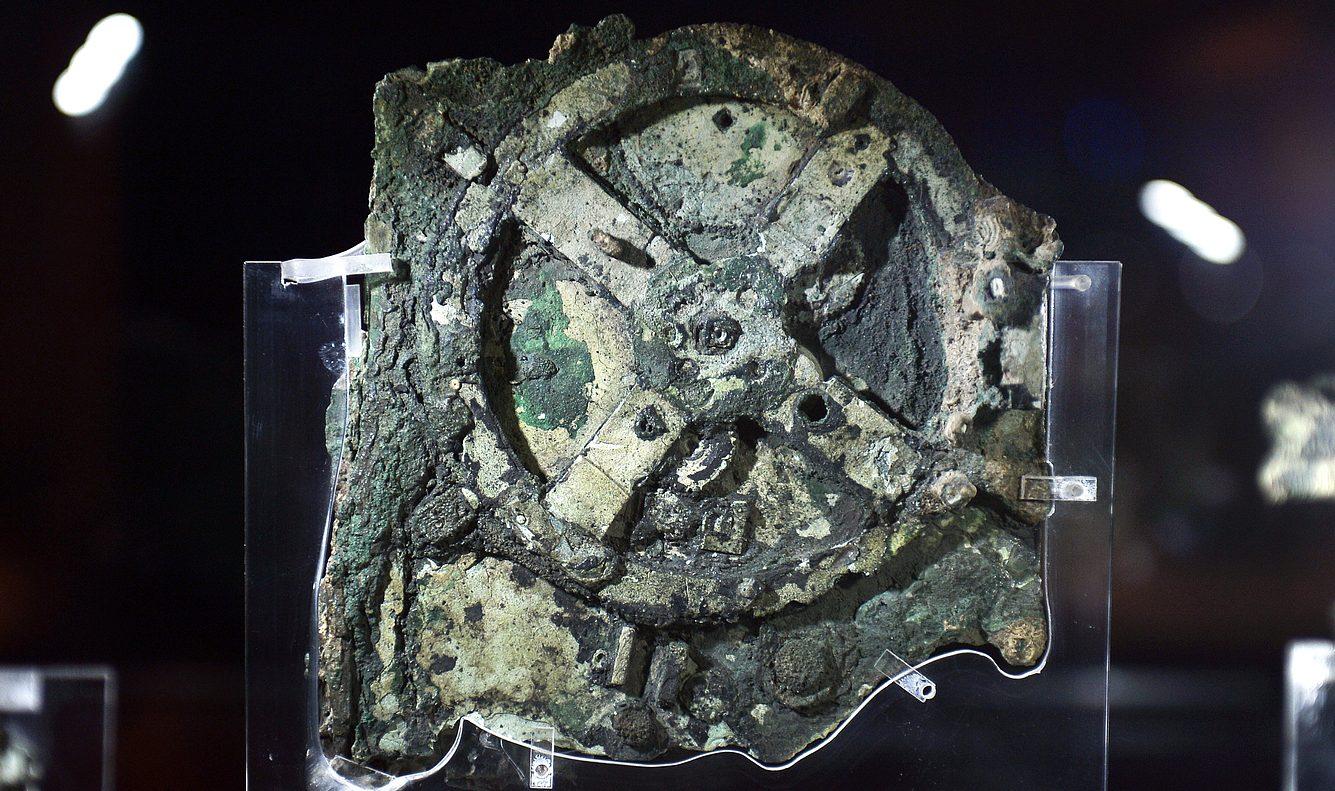 Der Antikythera-Mechanismus