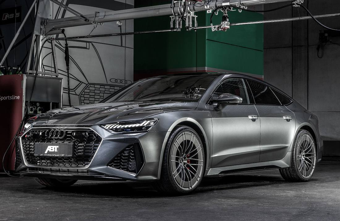 Der Audi RS 7 Performance, tuned by Abt