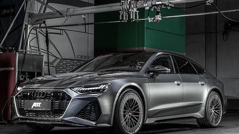 700 PS: ABT veredelt Audi RS 7