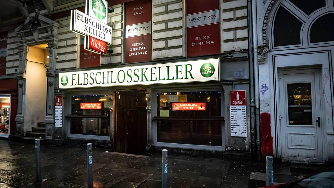 Der Elbschlosskeller auf St. Pauli