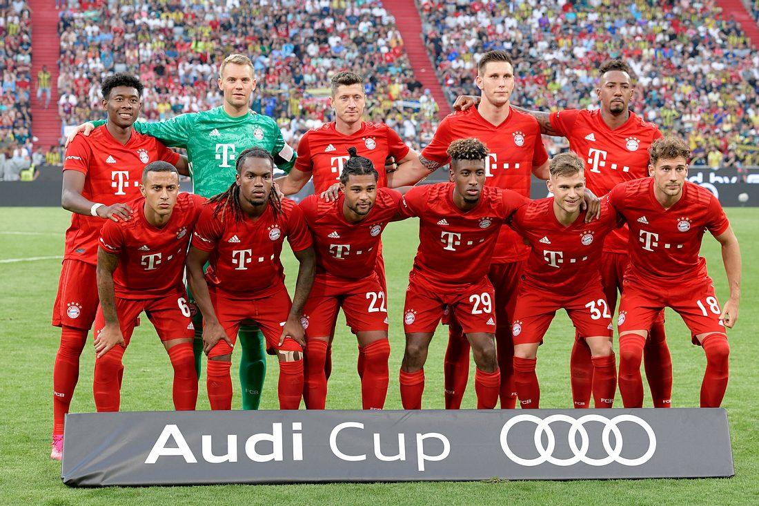 Der FC Bayern München (2019)