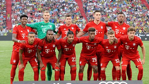 Der FC Bayern München (2019) - Foto: Getty Images / Soccrates Images