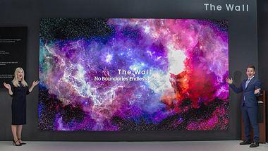 Samsungs The Wall: Monster-TV wird jetzt noch größer