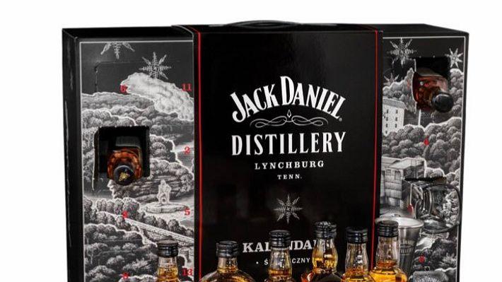 Der Jack Daniel's Adventskalender 2019 - Foto: Jack Daniel's