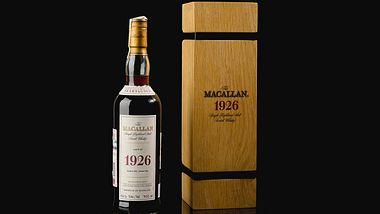 Heiliger Gral unter den Whiskys für Rekordsumme versteigert
