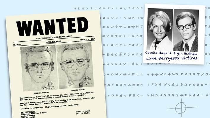 Der sogenannte Zodiac-Killer wurde nie gefasst - Foto: imago images / ZUMA Press