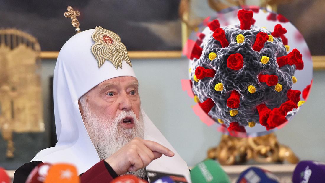 Der ukrainische Bischof Filaret Denyssenko