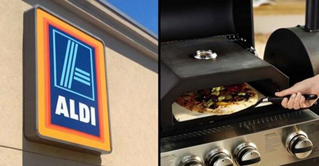 Dieser Pizzaofen von Aldi ist die Ultimative Grillerweiterung