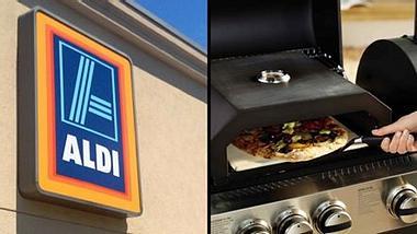 Aldi bringt Outdoor-Pizza-Ofen in die Regale