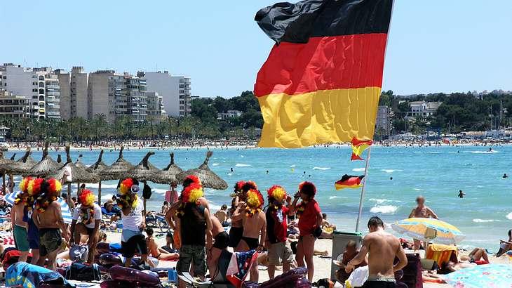 Tourismus-Studie: Deutsche schämen sich im Urlaub für ihre Landsleute