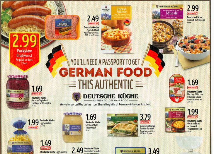 German Week bei Aldi USA
