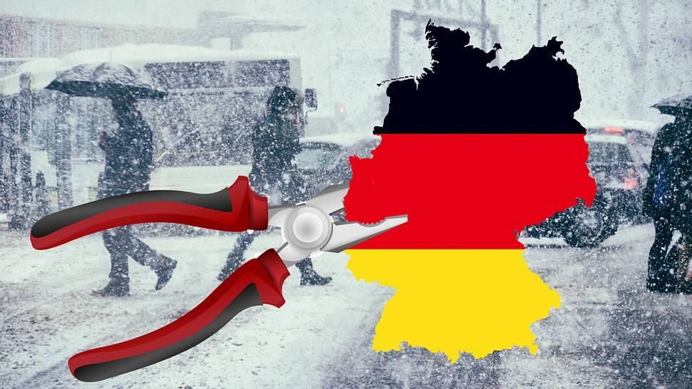 Deutschland in die Kälte-Zange: Der Sommer verabschiedet sich endgültig