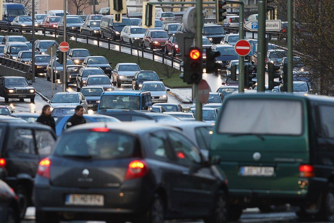 Deutschland vor dem Verkehrskollaps