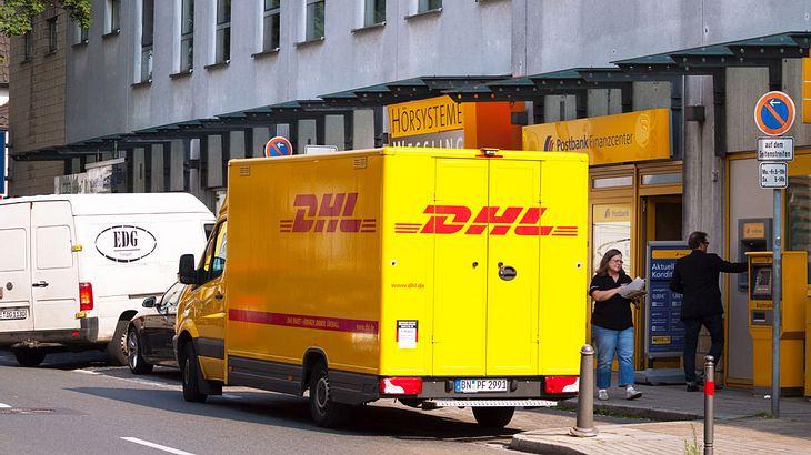DHL wir erpresst - Polizei warnt vor auffälligen Paketen