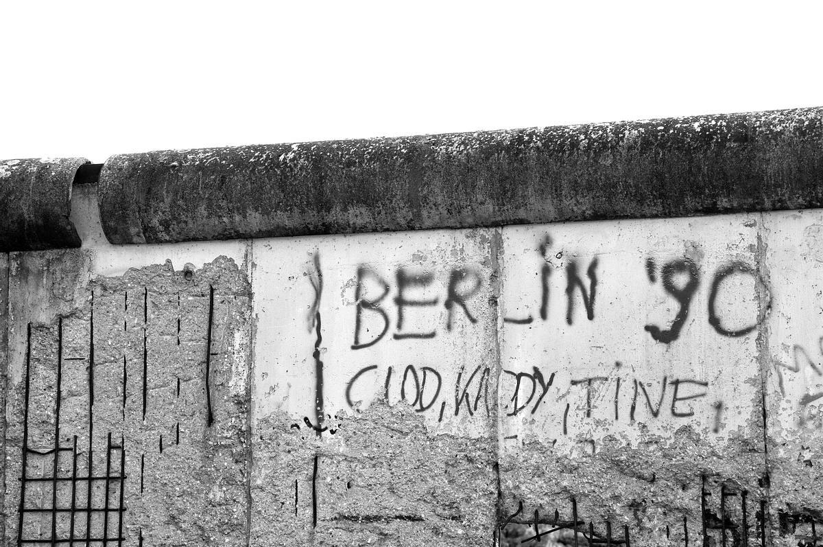 Die Berliner Mauer: Die gefälschte Unschuld