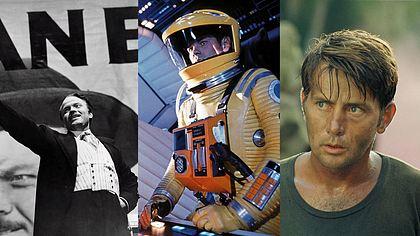 Die besten Filme aller Zeiten - Foto: Warner Home Video / Paramount Home Entertainment