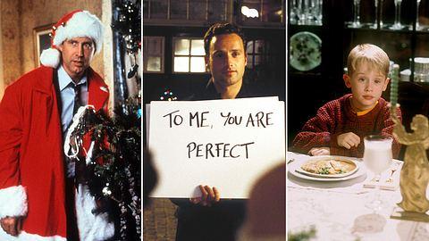 Die besten Weihnachtsfilme - Foto: Warner Home Video, Universal Pictures, 20th Century Fox