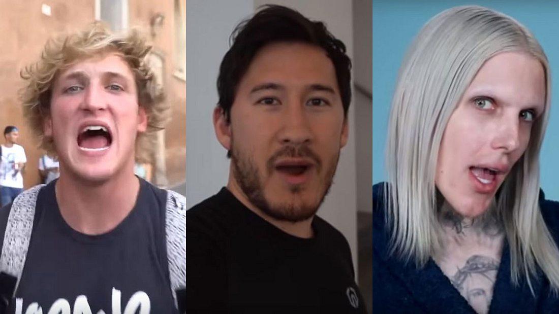 Das verdienen die beliebtesten YouTuber der Welt