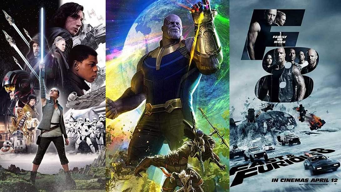 Die erfolgreichsten Filme aller Zeiten - Foto: Disney / Universal Pictures