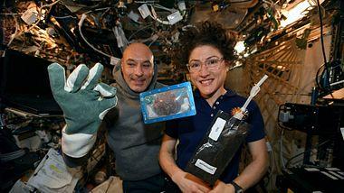 Space Cookies: NASA gelingt Sensation