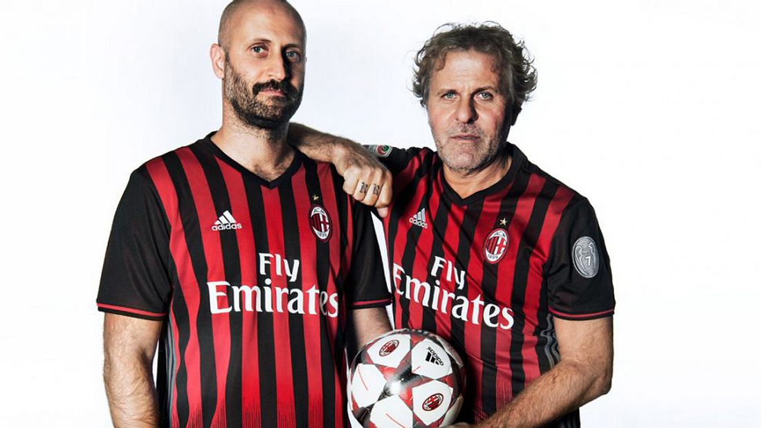 Diesel und der AC Mailand sind offizielle Style-Partner