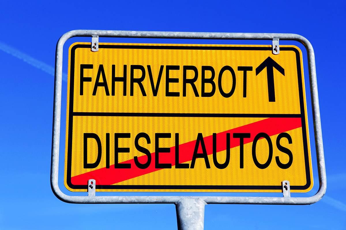 Dieselfahrverbote: Diese interaktive Karte zeigt alle Zonen in Deutschland