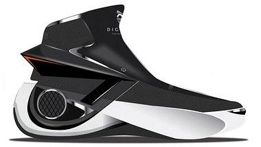 Digitsole: Selbstschnürender Schuh mit Bluetooth - Foto: digitsole.com