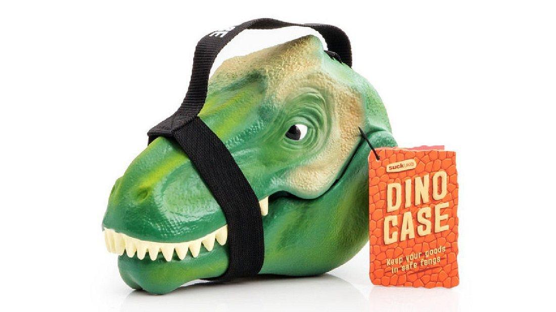 King in jeder Büro-Küche: Die Dino Case