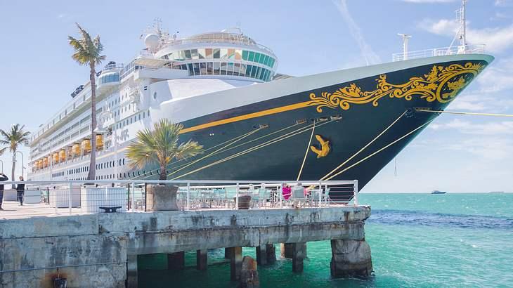 Disney: Mitarbeiter für Luxuskreuzfahrtschiff gesucht
