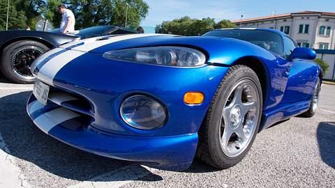 Dodge Viper entfesselt 2912 PS auf Prüfstand