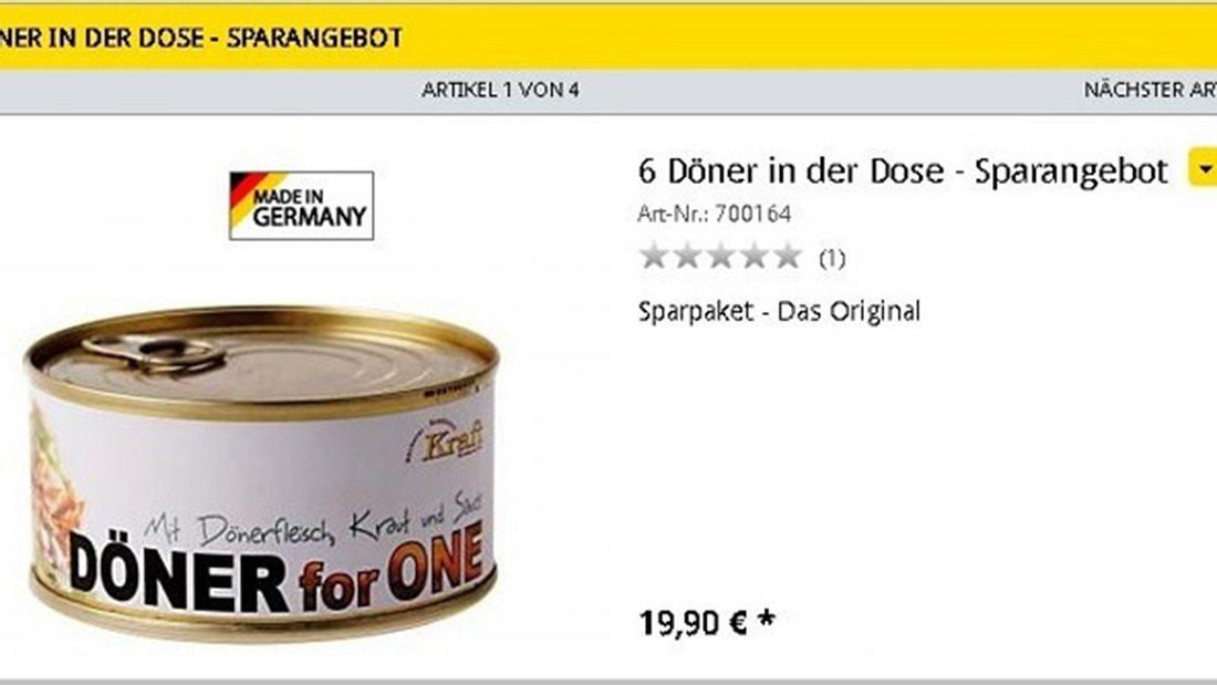 Döner For One