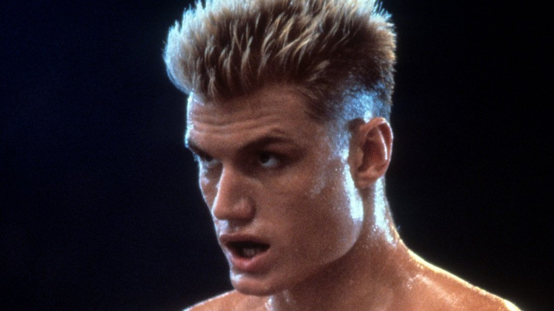 Dolph Lundgren in Rocky IV - Foto: United Artists/Getty Images