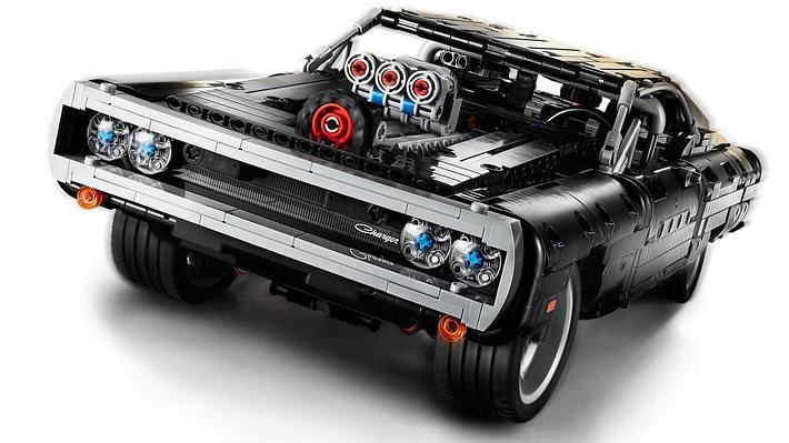Doms Dodge Charger - Foto: Lego