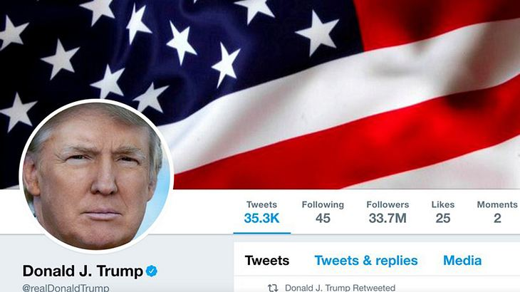 Ein Deutsch-Türke hat den Twitter-Acoount von Donald Trump abgeschaltet