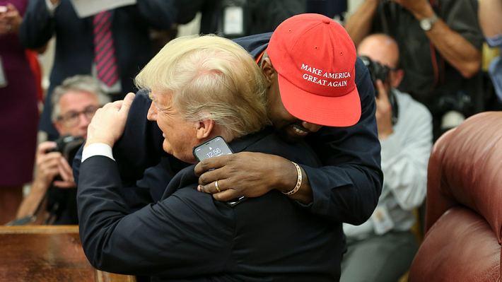 Trump äußert sich zu Präsidentschaftskandidat Kanye West