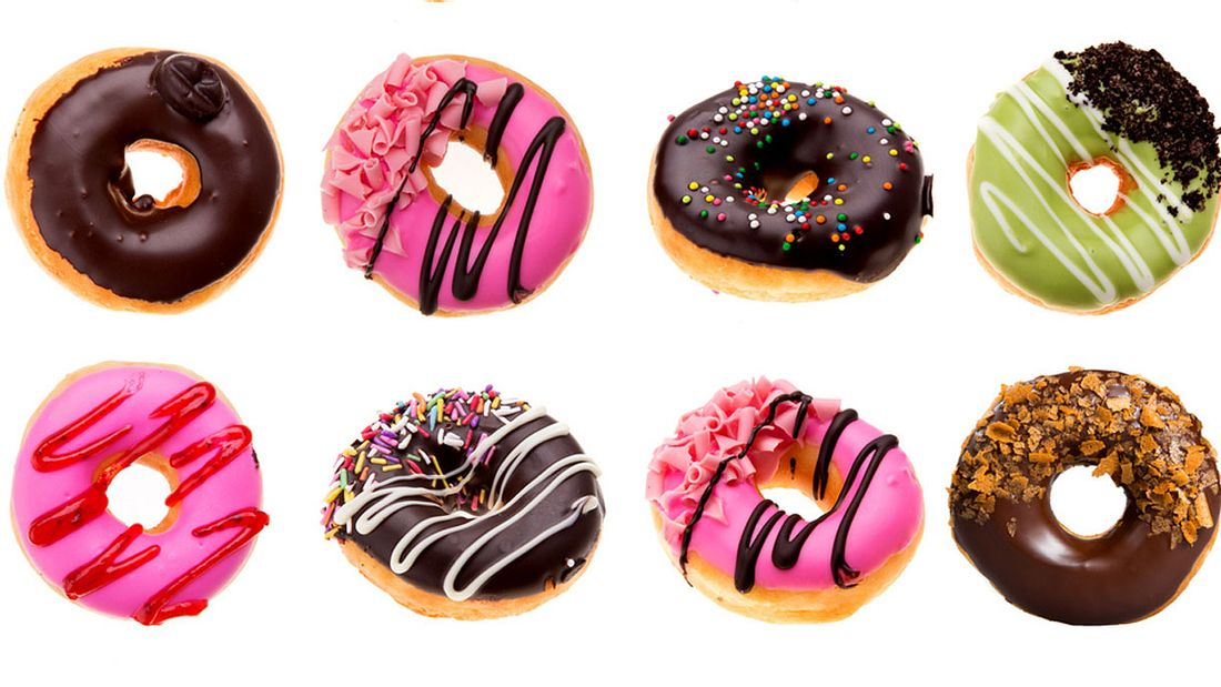 Donut-Laden erlebt Besucheransturm - aus traurigem Grund.