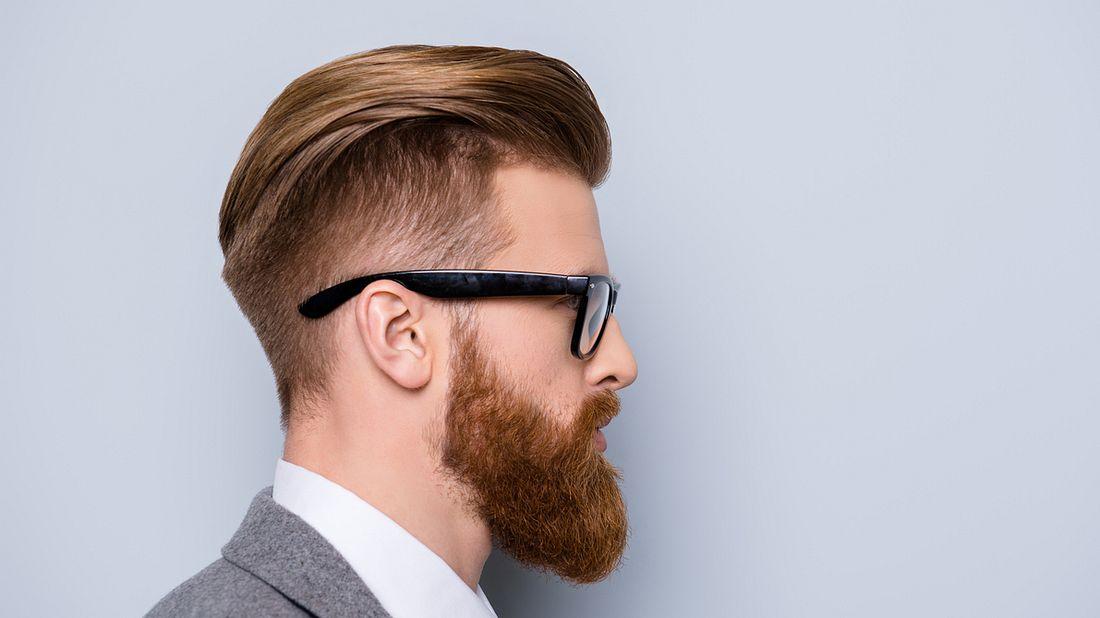 Sidecut männer frisur Männer Frisur